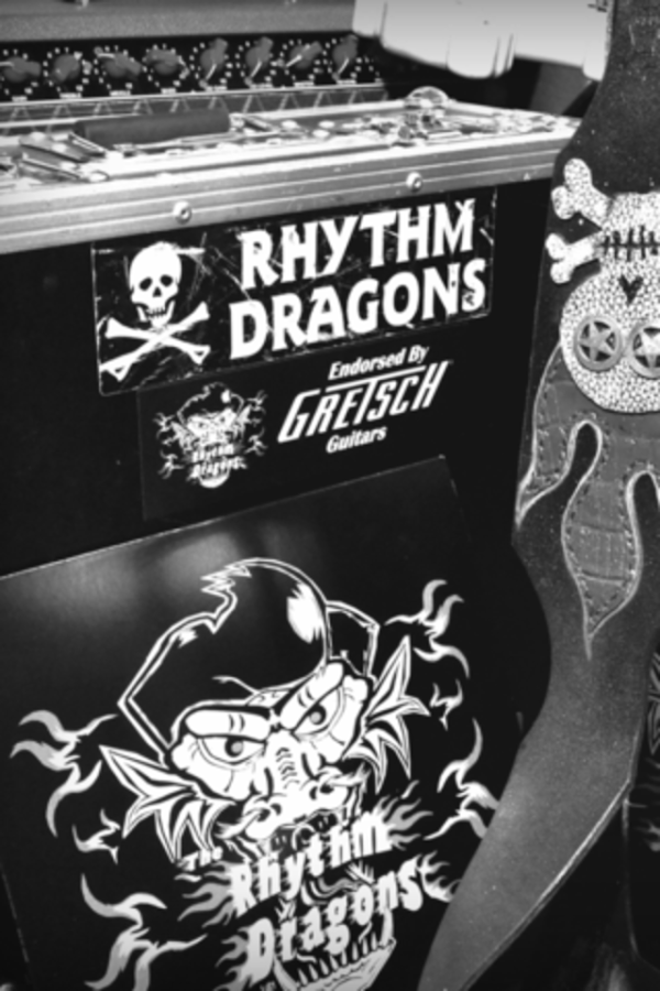 Rhythm Dragons - screenshot