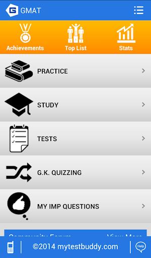 GMAT MBA Test Prep