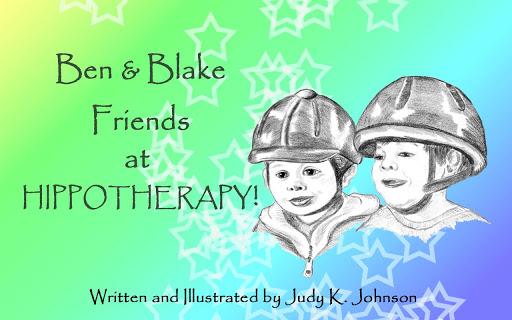 Ben Blake At Hippotherapy