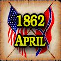 1862 Apr Am Civil War Gazette icon