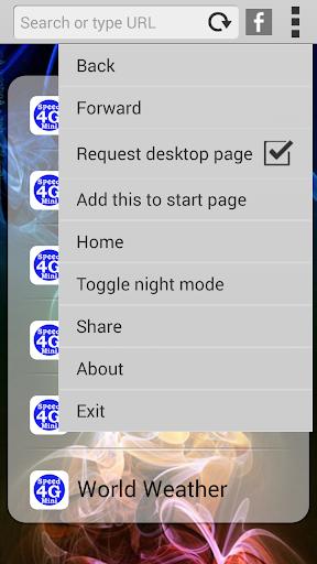 【免費通訊App】Speed Browser Mini-APP點子