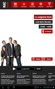 RAC1 Oficial - screenshot thumbnail