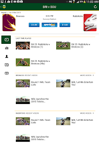 NRL Official App- screenshot thumbnail