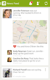 Endomondo - Running & Walking Screenshot 15