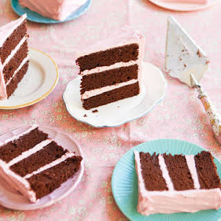 The Pink Cake.