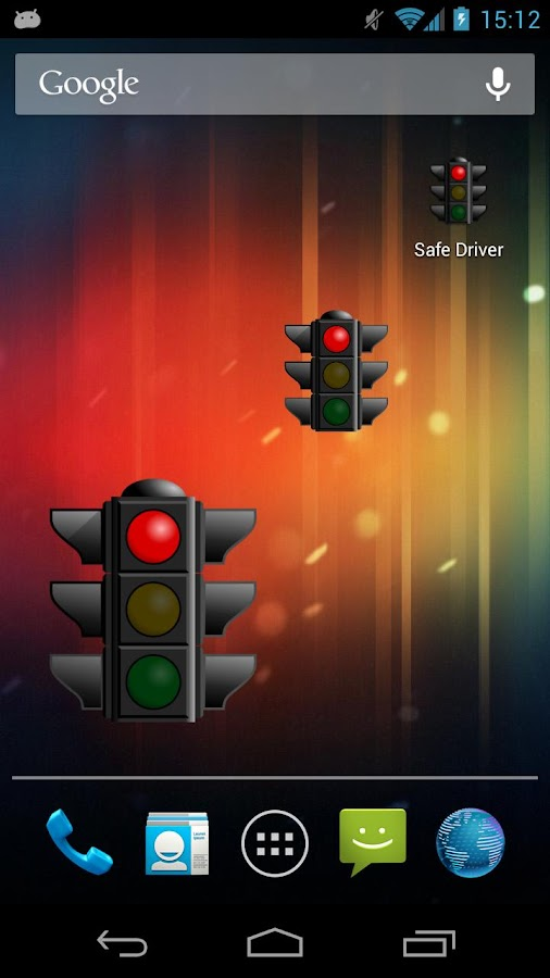 Safe Driver- screenshot