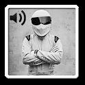 The Stig Facts Soundboard icon