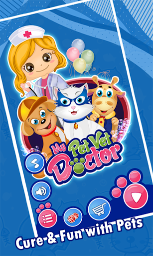 ペットの獣医の医者