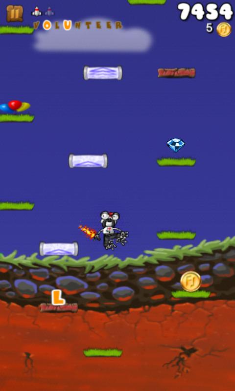Froggy Jump- screenshot