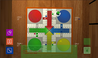 Screenshot of Parchis HD