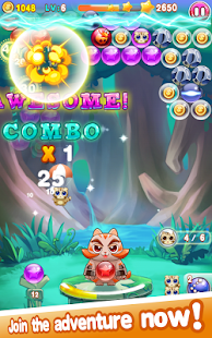 4 Bubble Cat 2 App screenshot