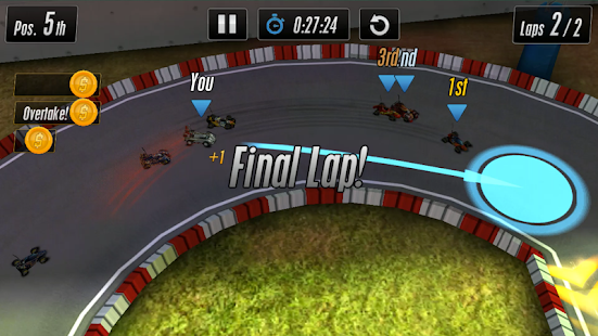 Touch Racing 2 Screenshot 23