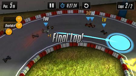 Touch Racing 2 1.4.1.2 screenshot 38078