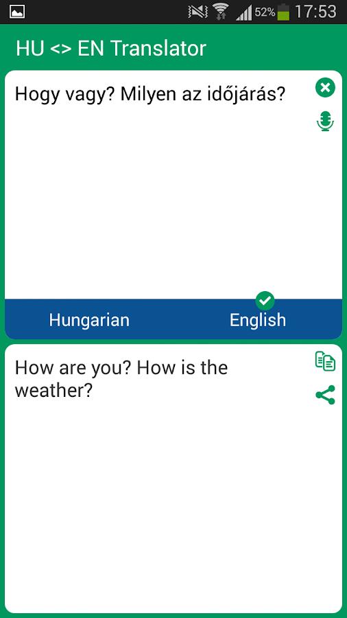 angol magyar fordito