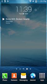 DashClock Music Extension Screenshot 4