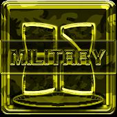 Next Launcher MilitaryY Theme