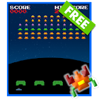 Invaders from Androidia (Free) icon