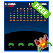Invaders from Androidia (Free Space Shooter)