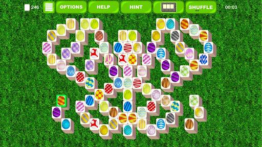 Easter Mahjong Tiles Full Edtn