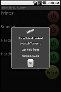 SilverShield Control - screenshot thumbnail