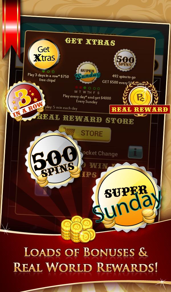 Slot Machine - FREE Casino screenshot #21