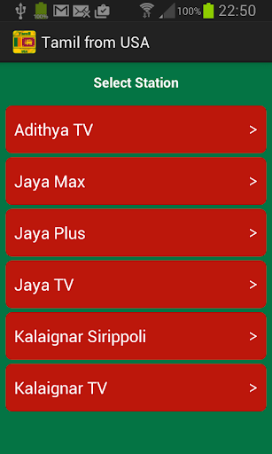 【免費媒體與影片App】Tamil from USA-APP點子