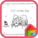 Emily&Jason(first snowy day) icon