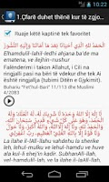 Screenshot of Mburoja e Muslimanit
