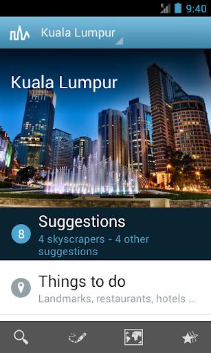 Kuala Lumpur Guide by Triposo