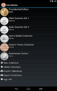 Coin Collection - screenshot thumbnail