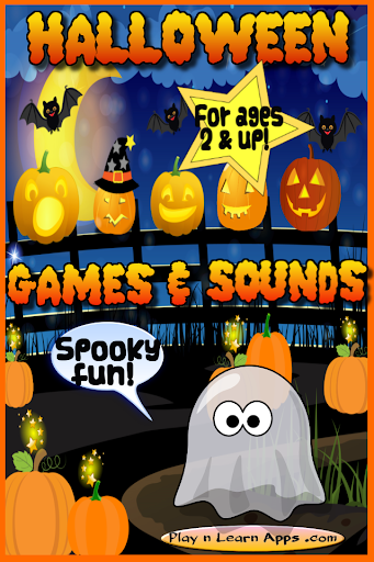 Halloween Puzzles Sounds