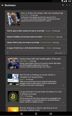 Google News & Weather 2.3 screenshot 2405