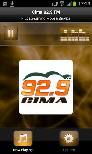 Cima 92.9 FM