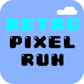 Retro Pixel Run