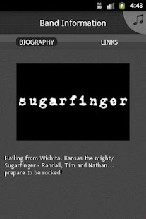 Sugarfinger - screenshot thumbnail