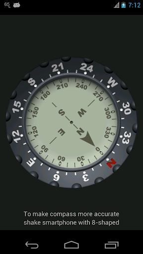 Real Compass