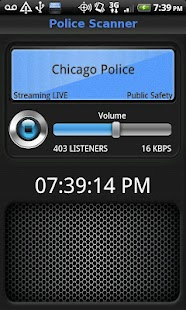 Police Scanner 5-0 (FREE)- screenshot thumbnail