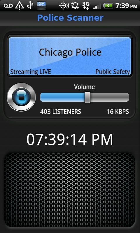 Police Scanner 5-0 (FREE)- screenshot