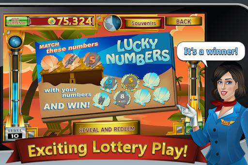 Scratch-Off Ticket Lottery