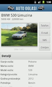 Auto Oglasi screenshot 3