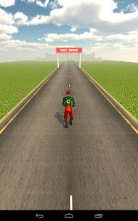 Insaf Runner: Red Zone