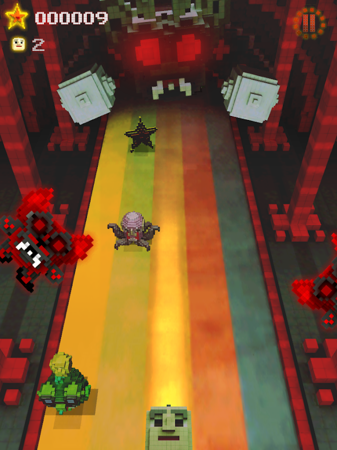 Escape From Hell Crazy Action - screenshot