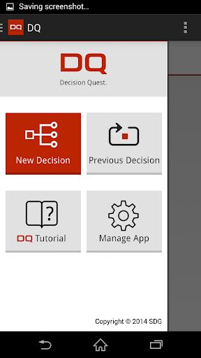 Decision Quest