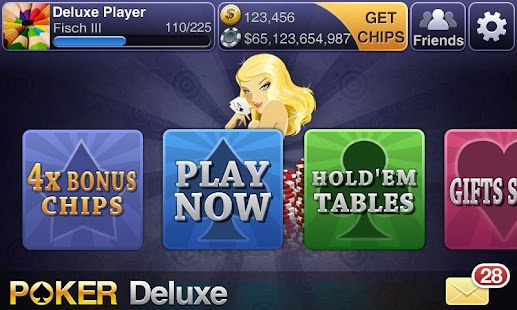 Texas HoldEm Poker Deluxe Pro- screenshot thumbnail