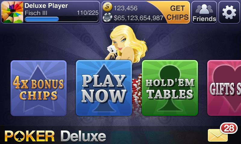 Texas HoldEm Poker Deluxe Pro APK 1.8.3 Download - Free Games APK ...