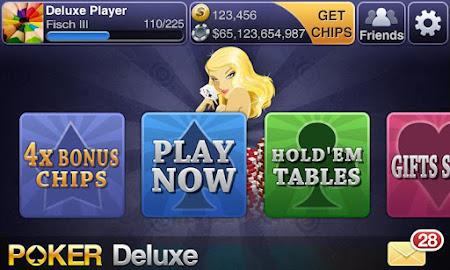 Texas HoldEm Poker Deluxe Pro 1.6.4 screenshot 7536