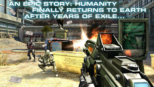 N.O.V.A. 3: Freedom Edition Giochi (APK) scaricare gratis per Android/PC/Windows screenshot