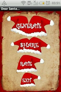 Santa letter generator android apps on google play santa letter generator screenshot thumbnail spiritdancerdesigns Images
