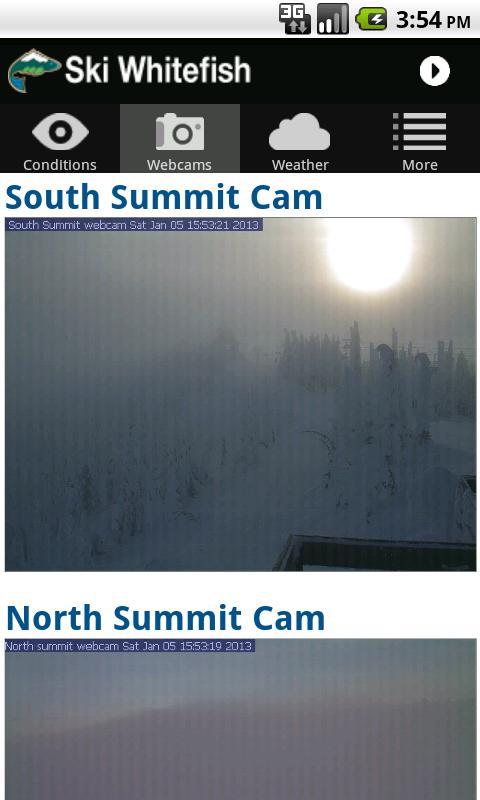 Ski Whitefish- screenshot