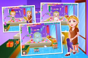 Screenshot of Baby Hazel Ballerina Dance